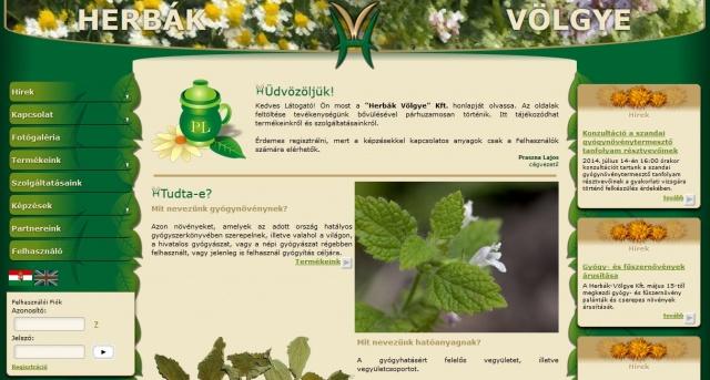 Herbák-Völgye Kft.