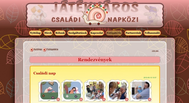 'Játékváros' Kindergarten