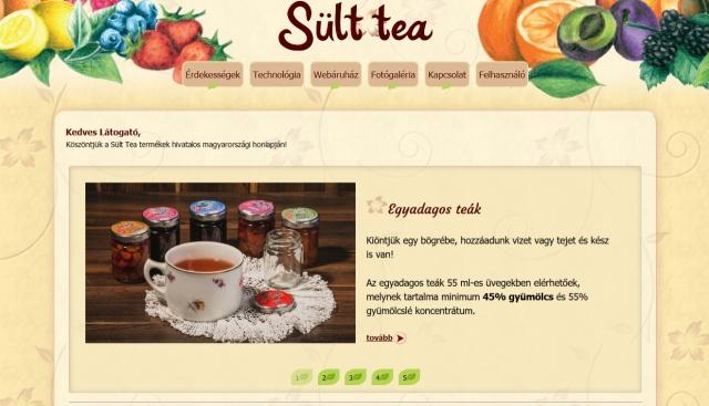 Sült Tea